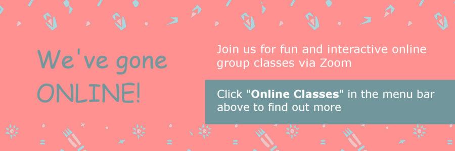Online Classes Slide